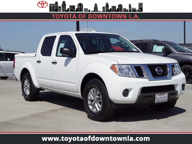 in pre pro cab nissan east owned crew frontier used rochester inventory
