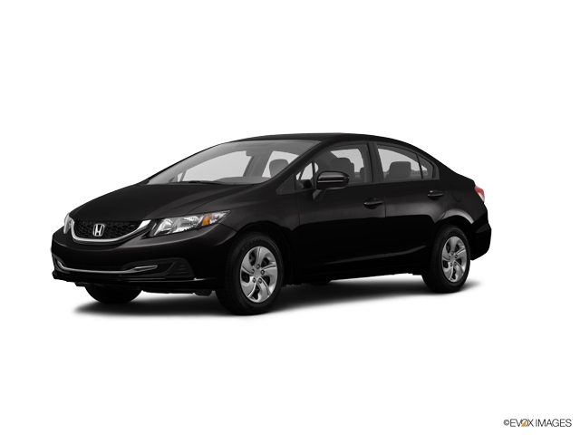 Pre Owned 2015 Honda Civic Sedan LX