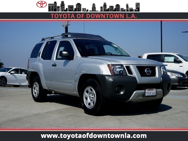 Nissan Los Angeles >> Pre Owned 2013 Nissan Xterra X Rwd Sport Utility
