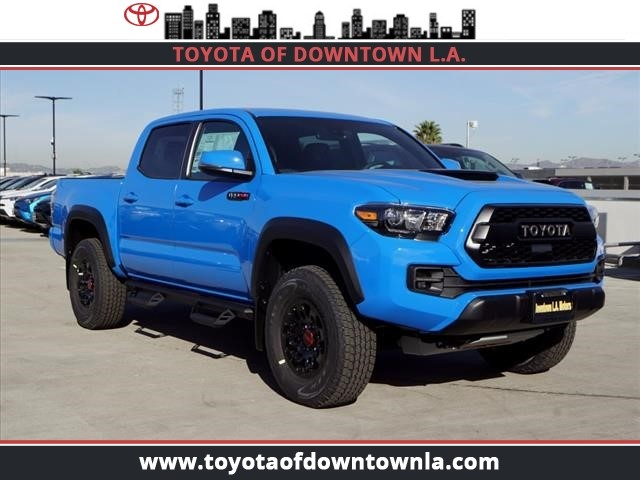 New 2019 Toyota Tacoma Trd Pro Double Cab In Los Angeles T9172521