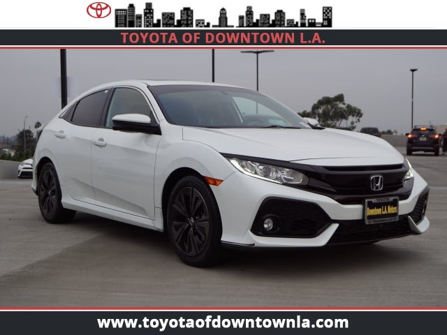 Pre Owned 2017 Honda Civic Hatchback EX