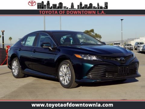 79 New Toyota Camry Cars For Sale Toyota Of Downtown La