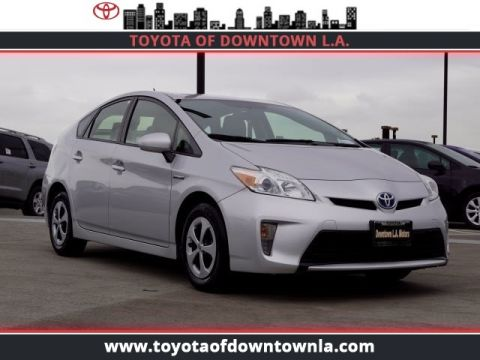 dd7b030037 Pre-Owned 2015 Toyota Prius Two