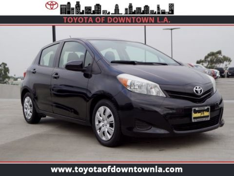Pre Owned 2012 Toyota Yaris LE